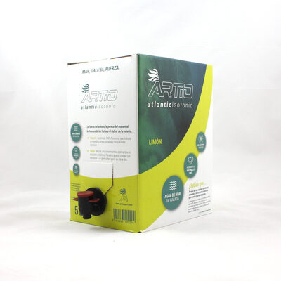 ARTIO. Atlantic Isotonic Limón - Product