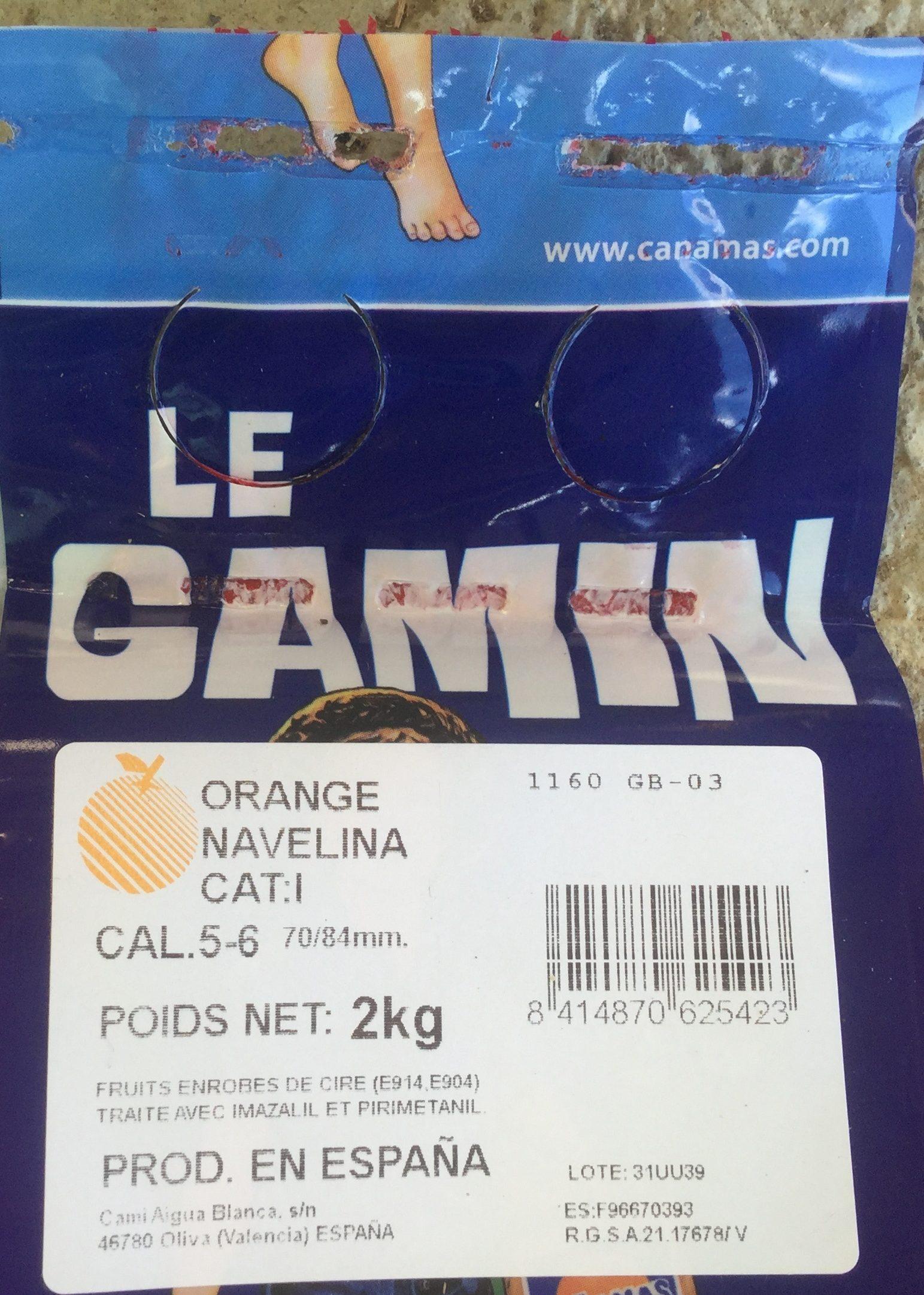 Oranges - Produit - fr