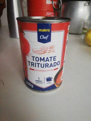 Tomate triturado - Product