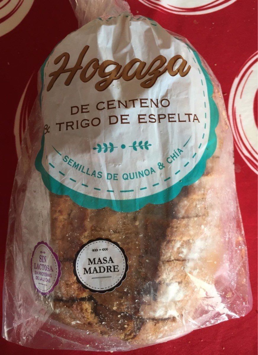 Hogaza de centeno y trigo de espelta - Produit