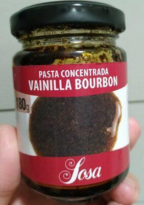 Pasta concentrada de vainilla - Product