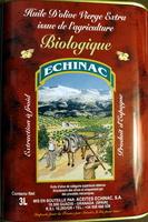 Huile d'olive vierge extra echinac - Produit - fr