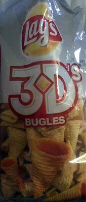 3D's bugles - Producte - es