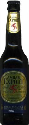 """Cerveza """"Ámbar"""" Export - Producto"""
