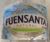 Agua mineral - Producto