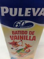 Batido de vanilla - Producto
