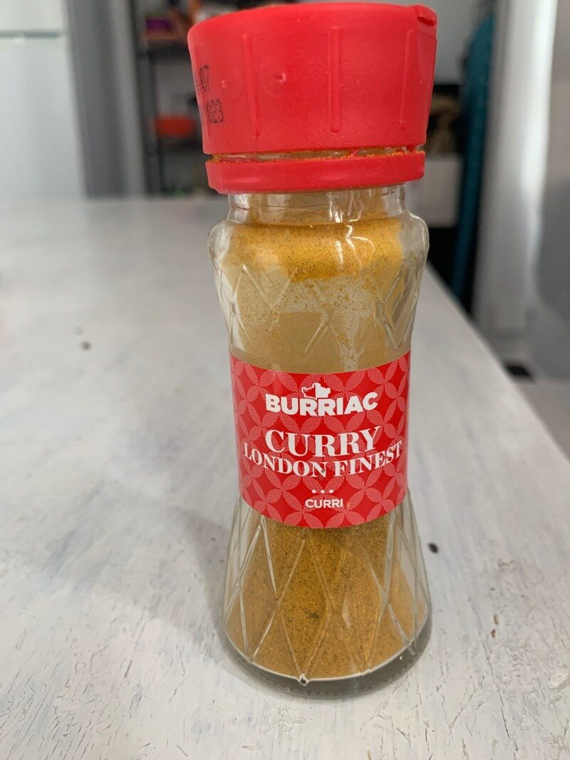 Curry London Finest - Product - es