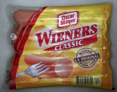 Wieners classic - Producto