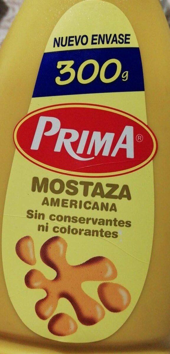 Mostaza - Product - fr