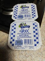 Iogurt natural griego - Product