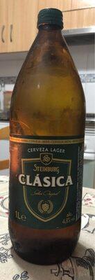 CERVEZA LAGER STEINBURG CLÁSICA