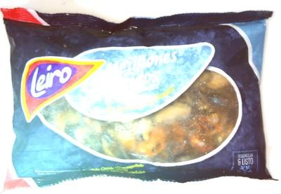 Mejillones cocidos ultracongelados de las rias gallegas - Producte