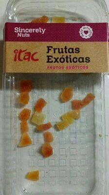 Papaya en cubos - Producto - es