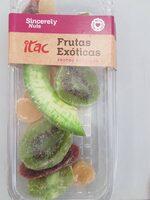 Cocktail frutas deshidratadas - Product
