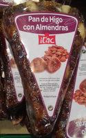 Pan de higo con almendras - Produit - es