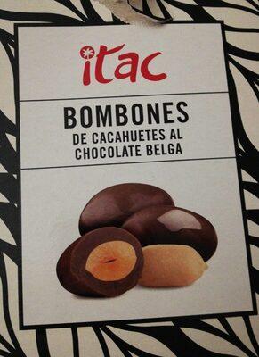 Bombones de cacahuetes - Producte - es
