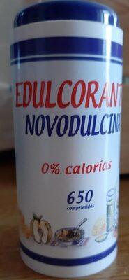 Edulcorante Novodulcina