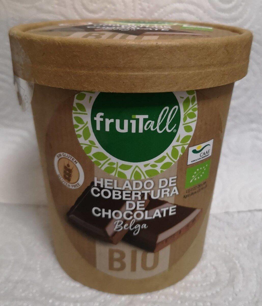 Helado de cobertura de chocolate Belga - Producto - es