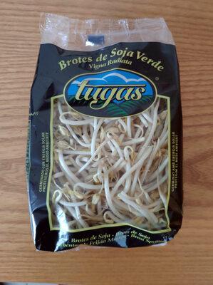 Brotes de soja verde - Produit - es
