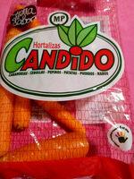 Zanahorias - Produit - es