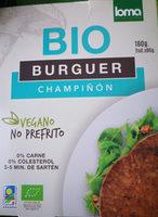 Bio burguer Champiñon - Produit - es