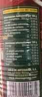 Ensalada de pimientos del piquillo - Información nutricional - es