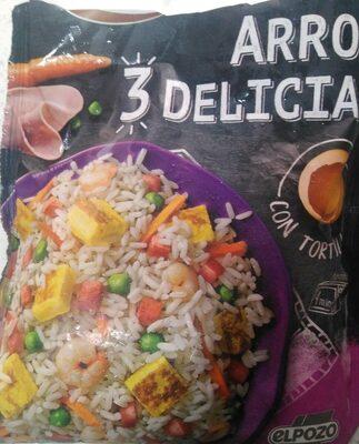 Arroz 3 delicias el pozo - Producto - es