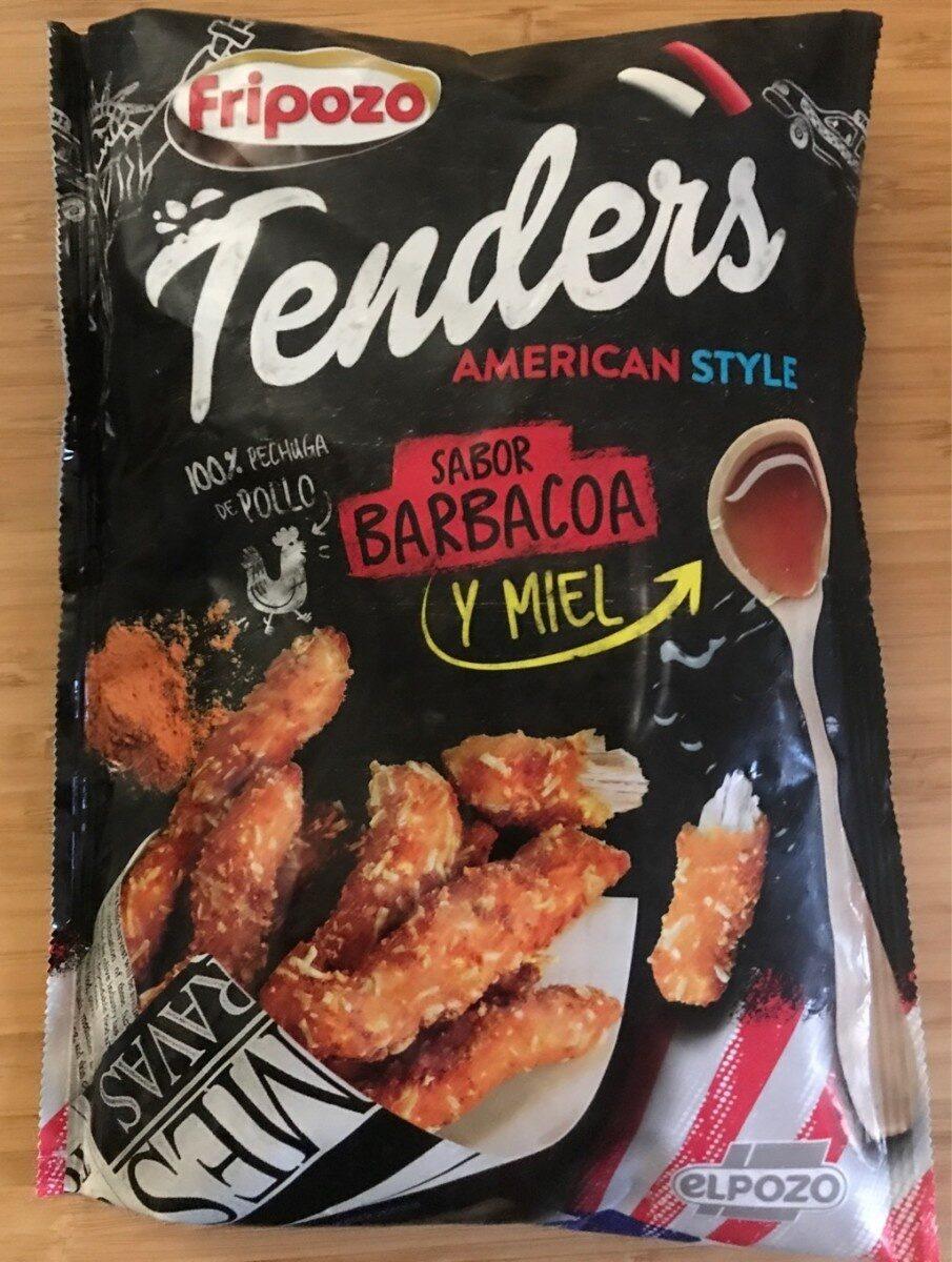 Tenders - Producte