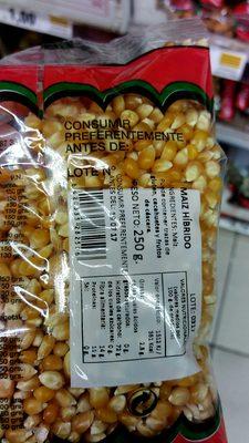 maiz híbrido - Producto