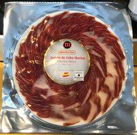 Jamón de cerdo ibérico 50% raza ibérica - Produit - es