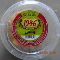 Lupins - Produit