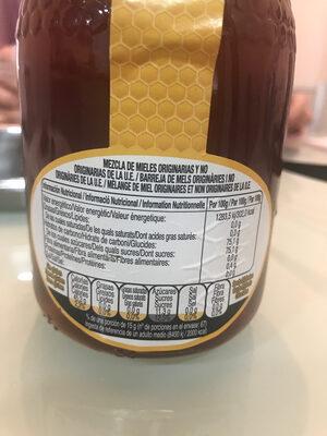 Mel d'eucaliptus - Ingredientes - ca