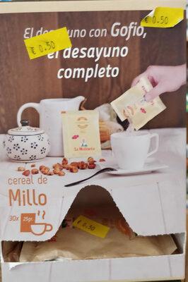 Gofio - Producto - es