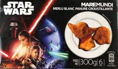 Merlu Blanc Panure Croustillante Star Wars - Produit