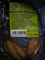 Bizcochos integral - Product
