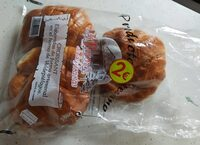 Croissant - Informació nutricional