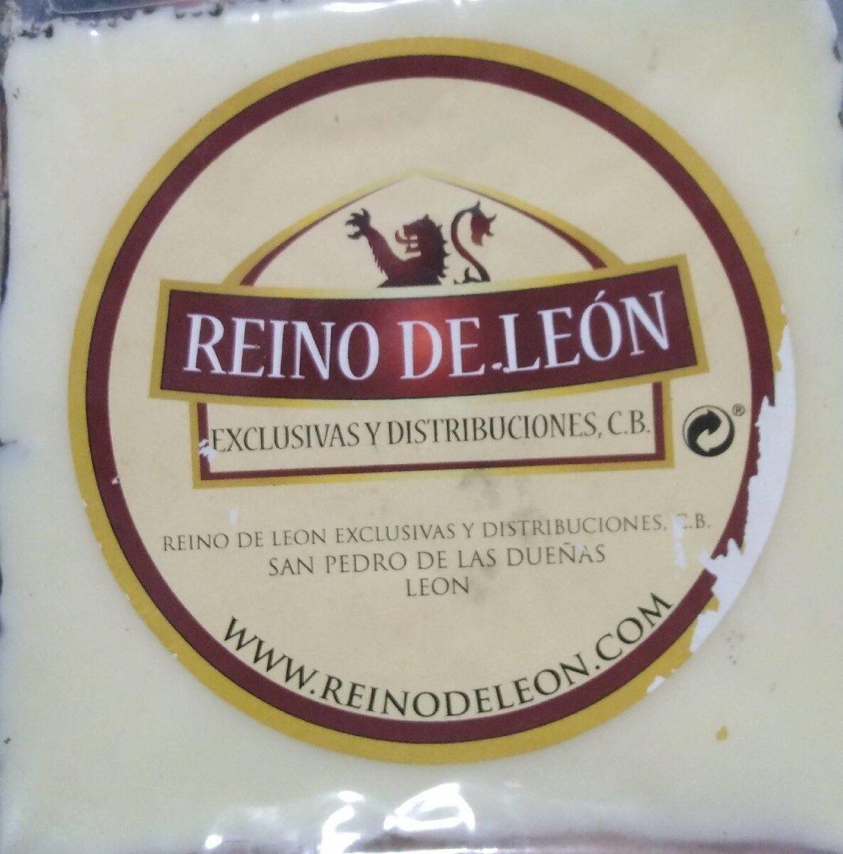 Queso Reino De Leon - Producto