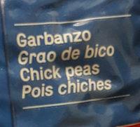 Garbanzo Lechoso - Ingredientes - es