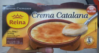 Crema catalana - Producte