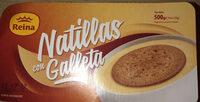 Natillas con galleta - Produit - fr