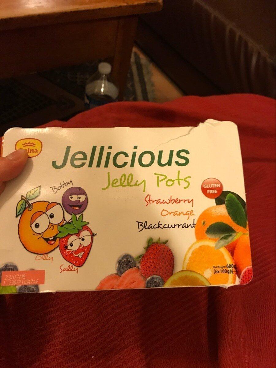 Jellicious - Prodotto - fr