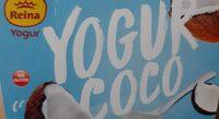 Yogur de coco - Product - es
