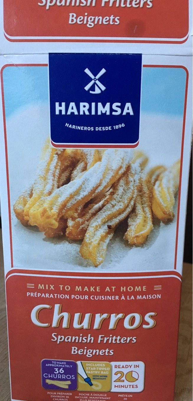 Spanish Doughnut Mix For Making Churros - Produit - fr