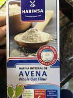 Farine d'Avoine Complète - Producte