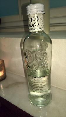 Sparkling water - Producto - es