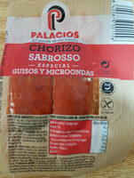 Chorizo - Producto