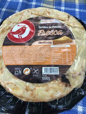 Tortilla de patata - Product