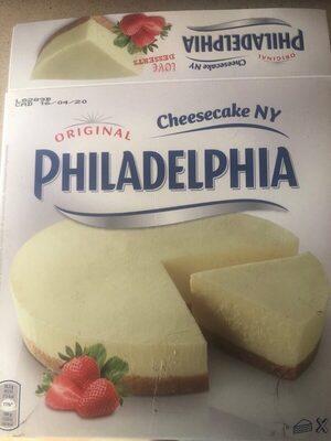 Tarta de queso cheesecake ny
