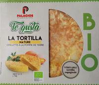 Tortilla nature BIO - Product