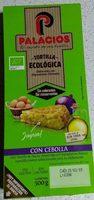 Tortilla Ecológica - Producto